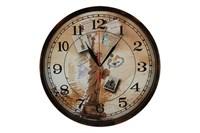 Часы настенные 32см 2267 Нью-Йорк