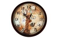 Часы настенные 22см 2268 Нью-Йорк