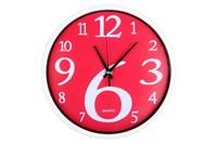 Часы настенные 24.5х4см 4239