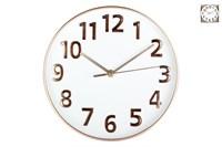 Часы настенные 25см  3850 Simple