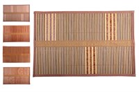 Плейсмат микс 30х45см бамбук  4619