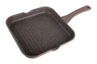 Сковорода-гриль литая 28см  TM-AQGF28CM