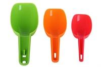Набор кухонных принадлежностей 1/3 мерные ложки KR910 Трио