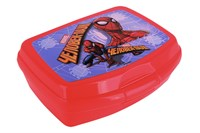 Бутербродница 550мл  PLC-0193 человек паук