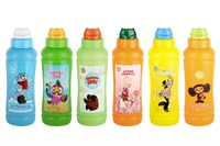 Бутылка для воды 450мл  PLC-4091 союзмультфильм (6диз)