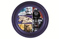Тарелка 21.5см круг  Звездные войны