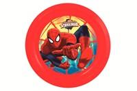 Тарелка 21.5см круг  Человек паук