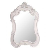 Зеркало в бежево-серой раме 78х5,5х123