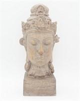 Статуэтка Голова Будды 14х11х33