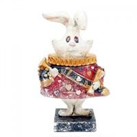 Шкатулка в виде кролика 15,5х9,5х25