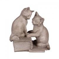 Статуэтка кошки 10х7х11