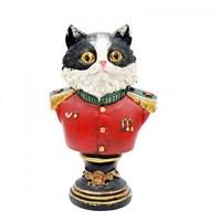 Статуэтка кота 15,5х9х24,5