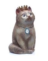 Статуэтка в виде кошки (XL) 19х19х30