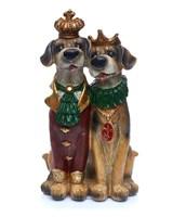 Статуэтка в виде двух собак 12х8х23