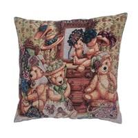 Подушка Мишки дамы с кавалерами