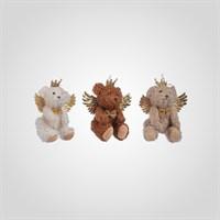 Подвески Мишки-Ангелочки (от 12 шт.)
