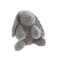 Кролик серый 25см