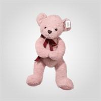 Мишка Мягкий с Магнитами Розовый Малый