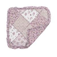 Накидка розовая 57х57см