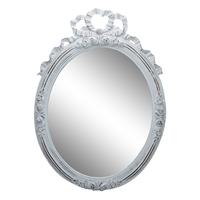 "Зеркало Ажур в Раме Малое ""Потертый Шик"" (Полистоун)"