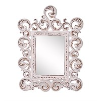 Зеркало Ажурная лилия