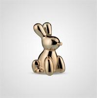 Кролик Декор Медный Керамический Малый