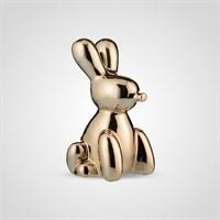 Кролик Декор Медный Керамический Большой