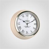 """Часы Настенные Розовые """"London Station"""" (Полимер)"""