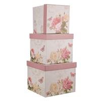 Набор коробок Цветок Парижа