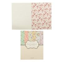 Тетрадь для кардмейкинга (открытки своими руками) Цветочная феерия