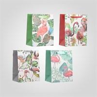 Пакеты Подарочные с Фламинго S Микс (от 12 штук)