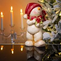 Снеговик керамический от 2 шт