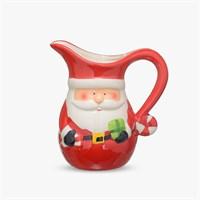 Кувшин- Дед Мороз (Керамика)