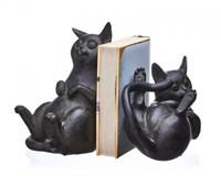 Держатели для книг в виде котов 10х10х16/8х16х12