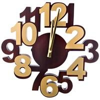 ЧАСЫ НАСТЕННЫЕ КВАРЦЕВЫЕ ЦИФРЫ ДИАМЕТР=34 СМ (КОР=6 ШТ.)